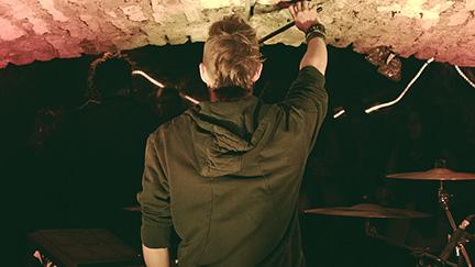Joey Le Soldat – Concert souterrain