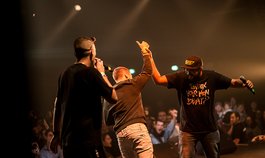 BeatBox Championnat de France 2018
